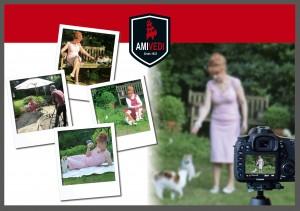 Dat Marijke een groot dierenhart heeft, is geen geheim. Daarom is zij is sinds drie jaar Amie van Amivedi en draagt zij Stichting Amivedi als ambassadrice een zeer warm hart toe! Zij heeft met ziel en zaligheid haar kosteloze professionele medewerking verleend aan deze filmpjes.